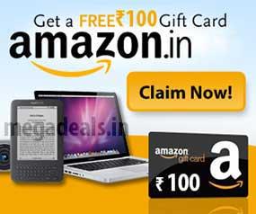FREE Amazon GIft Card