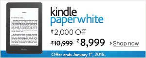 Kindle New Year Offer